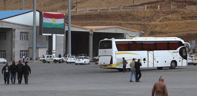 Irak Dışişleri: İran, IKBY ile sınır kapılarını kapattı