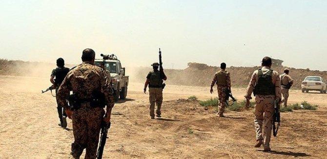 Irak  güçleri, Kerkük'e operasyon başlattı