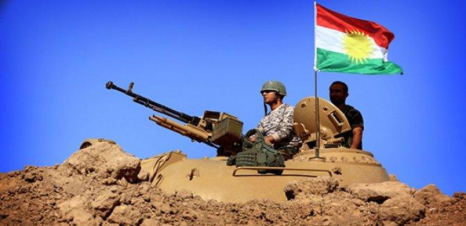 Peşmerge Bakanlığı: Haşdi Şabi ABD'nin silahları ile Peşmerge'ye saldırıyor