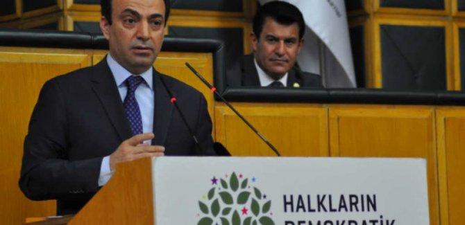 """HDP'den Kerkük için """"Demokratik ulusal birlik"""" çağrısı"""