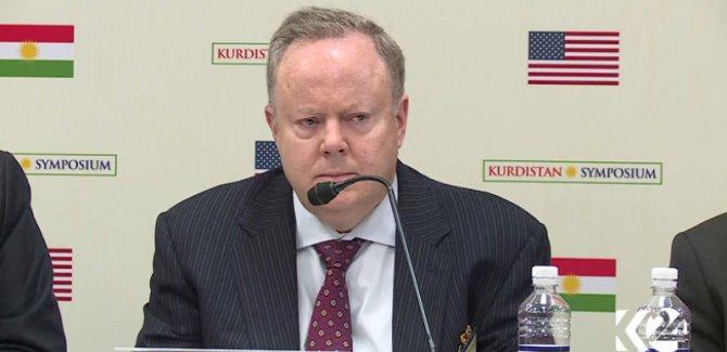 ABD'li Siyaset Bilimci:Kürtlere yine ihanet ettiler