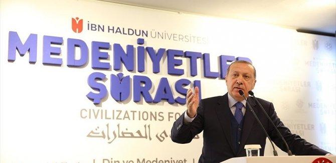 Erdoğan'dan ABD'ye: Ben bu ülkeye 'medeni' demem
