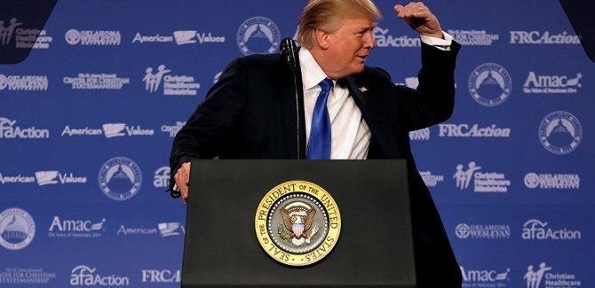 ABD'de Trump'u görevden almak için kampanya