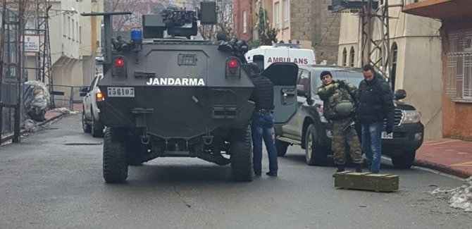 Siirt'te Panzer 6 yaşındaki çocuğu ezdi