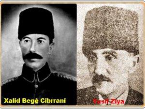 Cıbranlı Miralay Halit Bey ve Yusuf Ziya Bey'in idamlarının yıldönümü