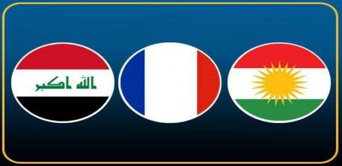 Fransa'dan Bağdat'a: Erbil'in önerisine yanıt verin