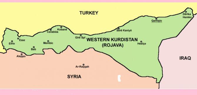 Rusya: Suriye'nin geleceği Kürtlerin katılımı ile belirlenecek