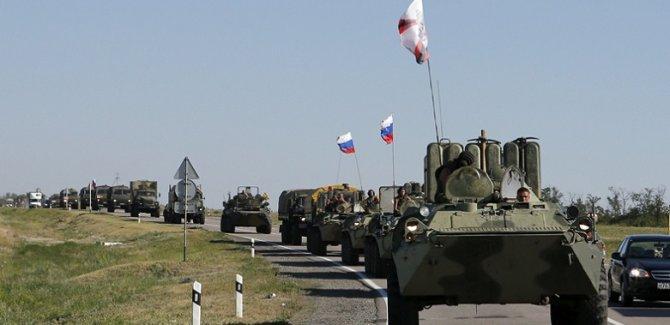 Rusya: Suriye'yi özgürleştirene tek ülkeden çıkmayacağız