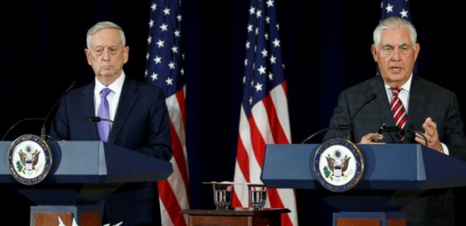 ABD Kongresi 'savaş yetkisini genişletme' talebinde bulundu