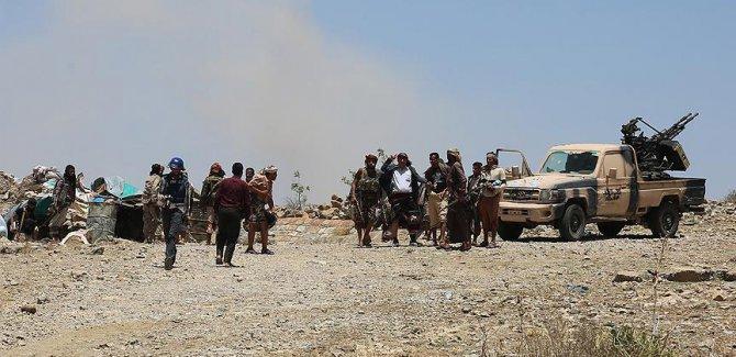 Yemen'deki çatışmalarda 34 kişi hayatını kaybetti