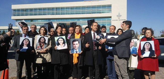 HDP'li vekiller: Demirtaş bir yıldır tutuklu