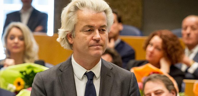 Hollanda'da Wilders'dan ırkçı söylem