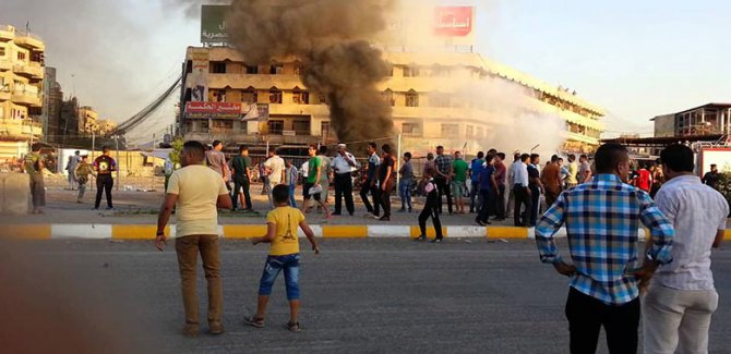 BM Ekim ayı Irak raporu: 114 ölü, 244 yaralı