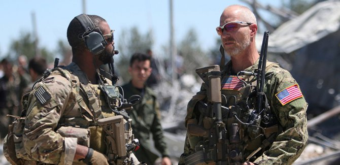 ABD'li General Thomas'tan PKK Tanımı