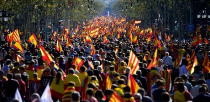 İspanya'dan Katalonya'ya: Yeteri kadar sabır gösterdik