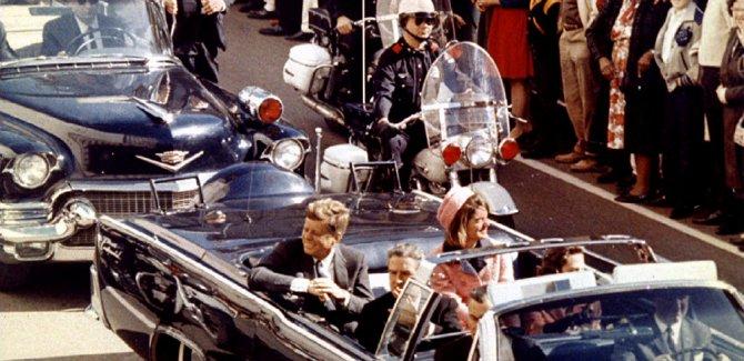 Kennedy suikastına ilişkin 676 belge daha açıklandı