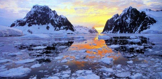 Buzullardaki erime tehlikeli boyutta!