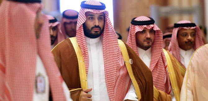 Arabistan:11 prens ve 'onlarca' bakan yolsuzluk suçlamasıyla gözaltında