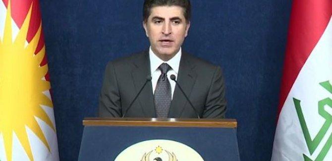 Barzani: Çözümün tek yolu diyalog