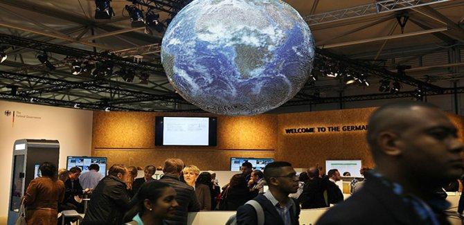 İklim Değişikliği Konferansı başladı