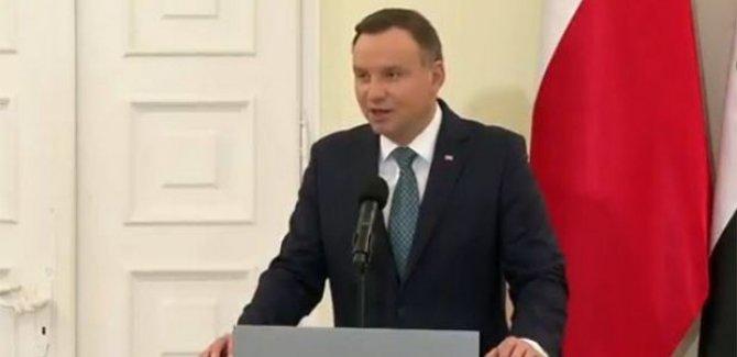Polonya: Erbil ile Bağdat sorunlarını barışçıl yolla çözmeli