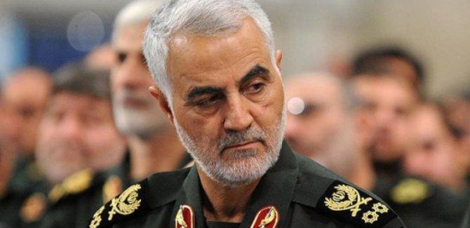 Haşdi Şabi sözcüsü: Kasım Süleymani referanduma karşı çok çalıştı