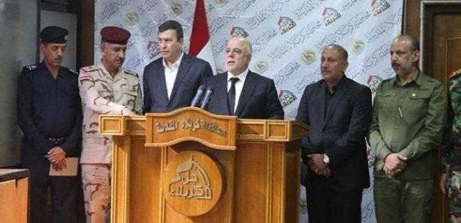 İbadi: Kürdistan Bölgesi'nin anayasal haklarına bağlıyız