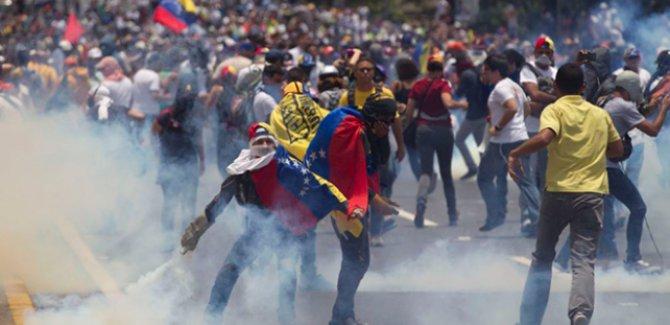 Avrupa Birliği'nden Venezuela'ya ambargo