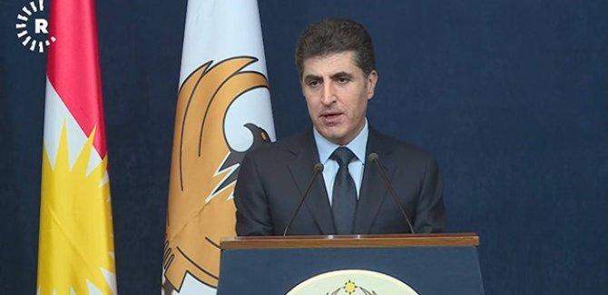 Barzani: Türkiye'ye teşekkür ediyoruz