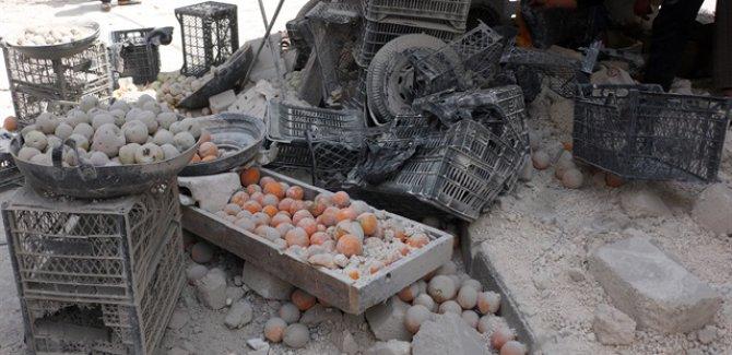 ISESCO, Halep'teki pazar yeri saldırısını kınadı
