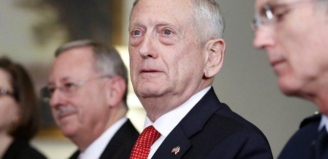 Mattis: BM, Suriye'de IŞİD'le savaşmamıza izin verdi