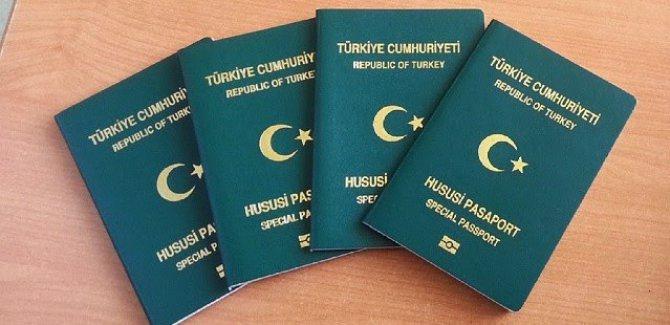 Yeşil pasaport ile ilgili yeni karar