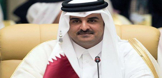 Katar Emiri'nden Erbil ve Bağdat'a çağrı