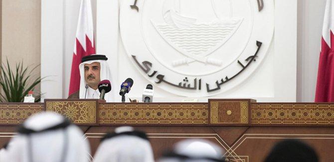Katar: Onlarsız bin kat daha iyiyiz