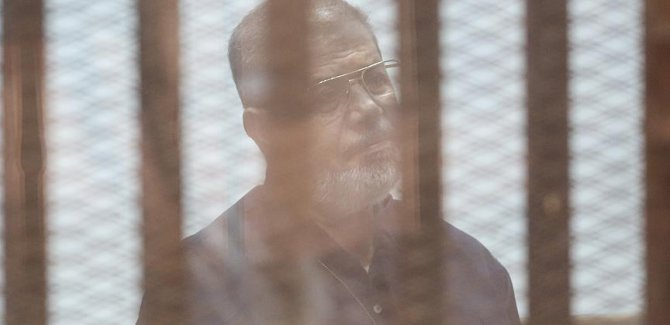 Mursi'ye 4 yıl boyunca 3 kez görüş izni verildi
