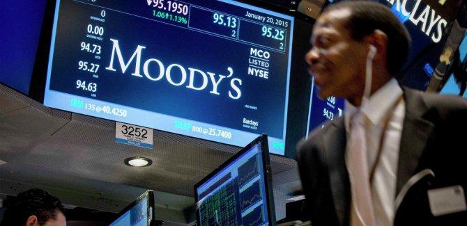Moody's : Türkiye'nin kredi notu yukarı çekilebilir