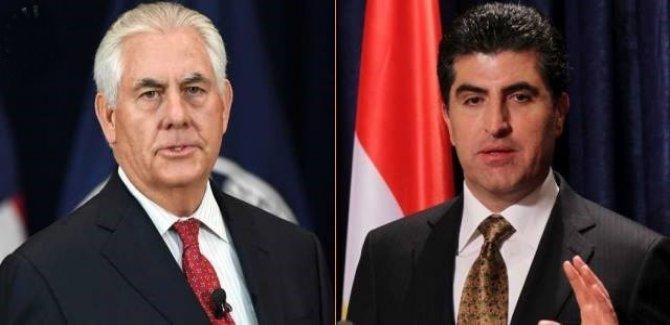 ABD'den Erbil'e destek açıklaması