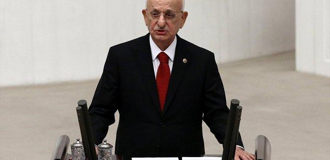 Kahraman, tekrar Meclis Başkanı