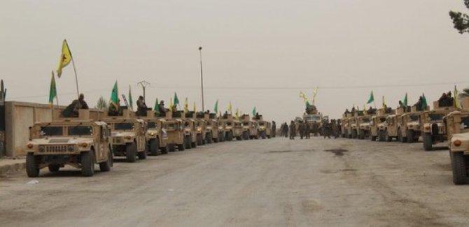 ABD'den HSD'ye yeni zırhlı araç ve silahlar