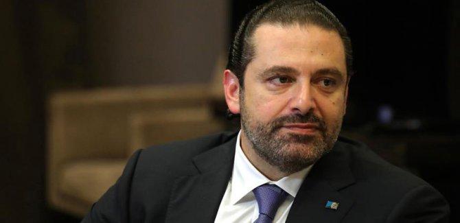 Hariri istifa kararını değiştirdi