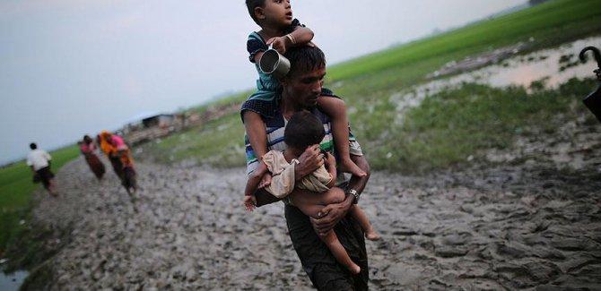 Myanmar, BM heyetinin Arakan'a erişimini engelliyor