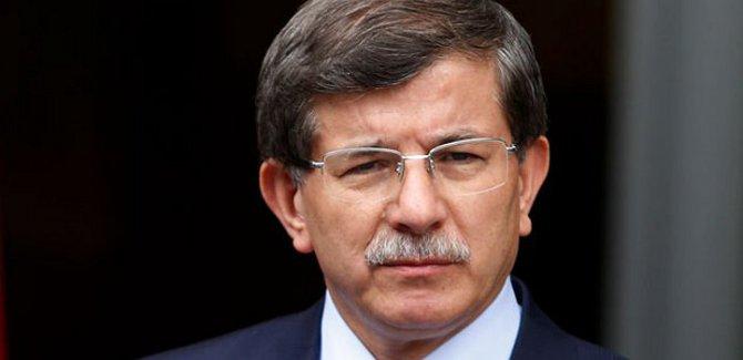 Davutoğlu'nun konferansına izin vermedi