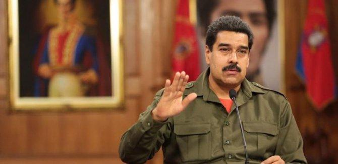 Maduro: Hırsızlar, vatan haini gibi yargılanacak