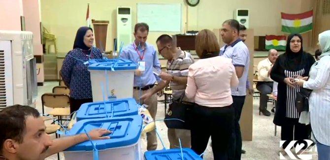 Kürdistan'da seçimler en geç 2018 Nisan başında