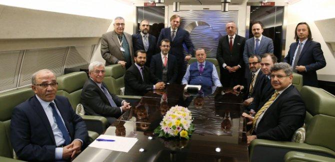 Erdoğan'dan Esad'la görüşme sinyali: Kapılar her zaman açıktır