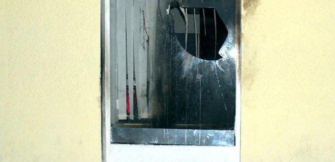 İslam kültür merkezine saldırı