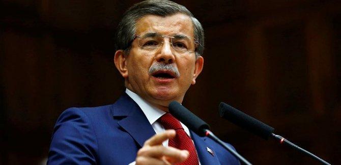 """Davutoğlu """"Biz tüm mücadeleyi 28 Şubat'ta konuştuğum üniversite kürsülerinin kendi iktidarımızda bize kapanması için yapmadık"""""""