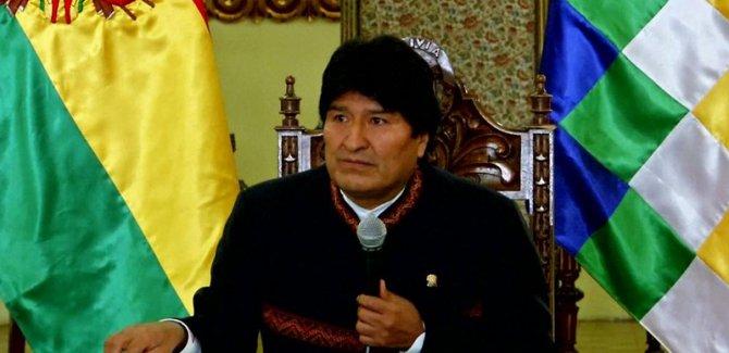Morales: Amerika, beşeriyet için en büyük tehdittir