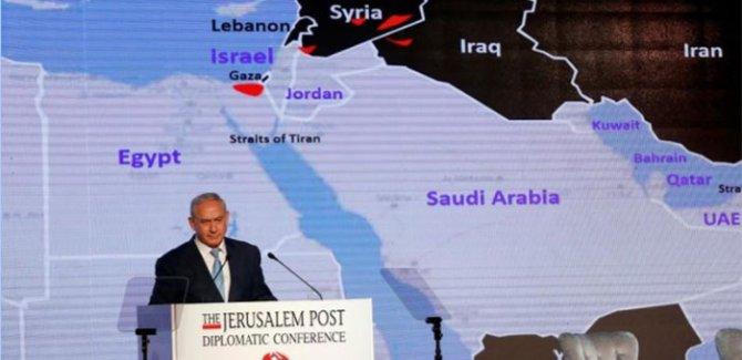 Netanyahu: İran hariç bölgedeki ilişkilerimiz gelişiyor