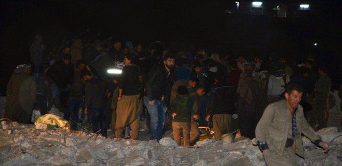 Mahmur Kampı'ndaki patlamada 'hava saldırısı' şüphesi